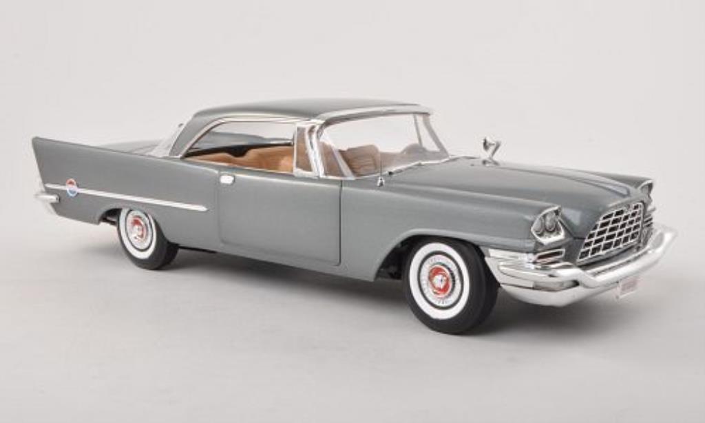 chrysler 300c grau 1957 mcw modellauto 1 18 kaufen. Black Bedroom Furniture Sets. Home Design Ideas