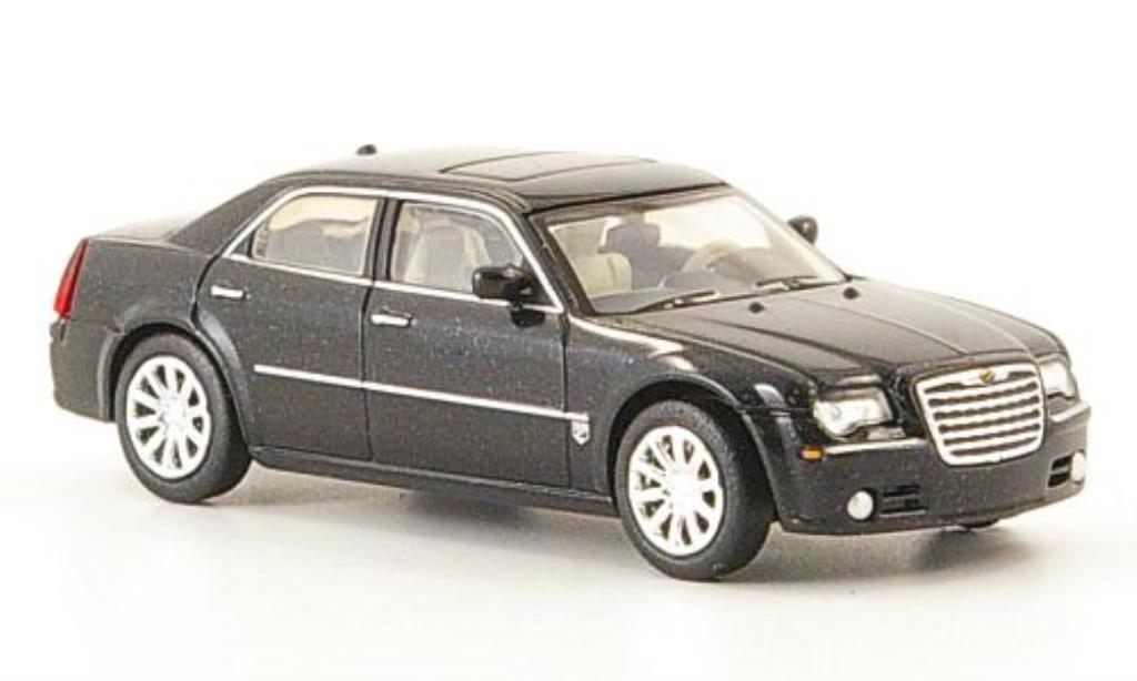 chrysler 300c srt8 schwarz 2005 ricko modellauto 1 87 kaufen verkauf modellauto online. Black Bedroom Furniture Sets. Home Design Ideas