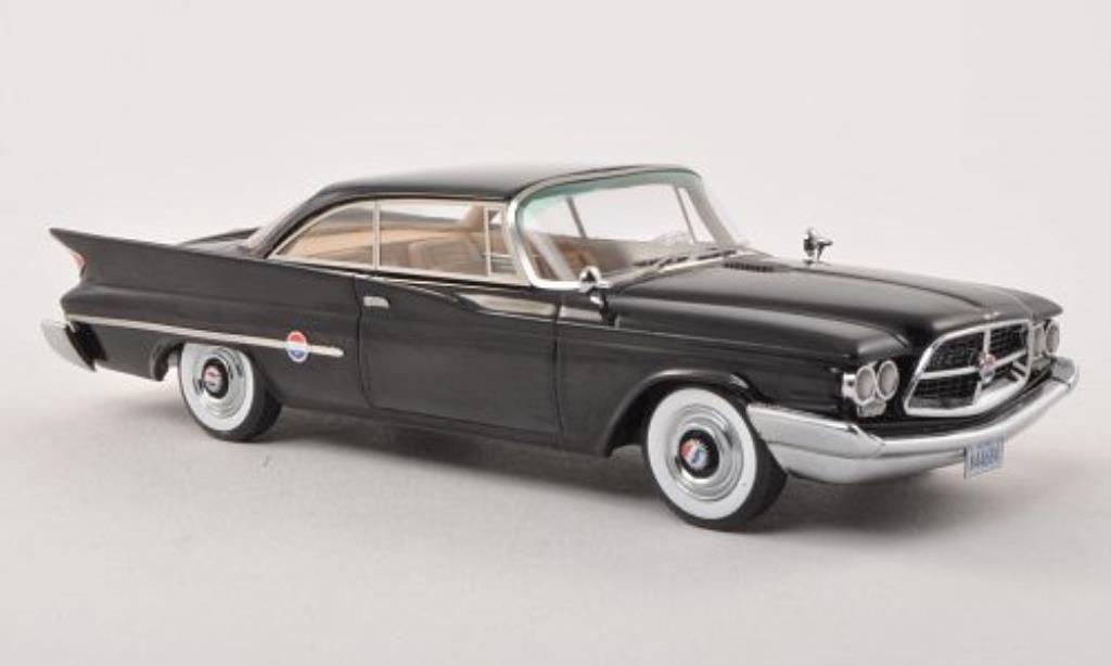 Chrysler 300F 1/43 Neo Coupe noire 1960 miniature