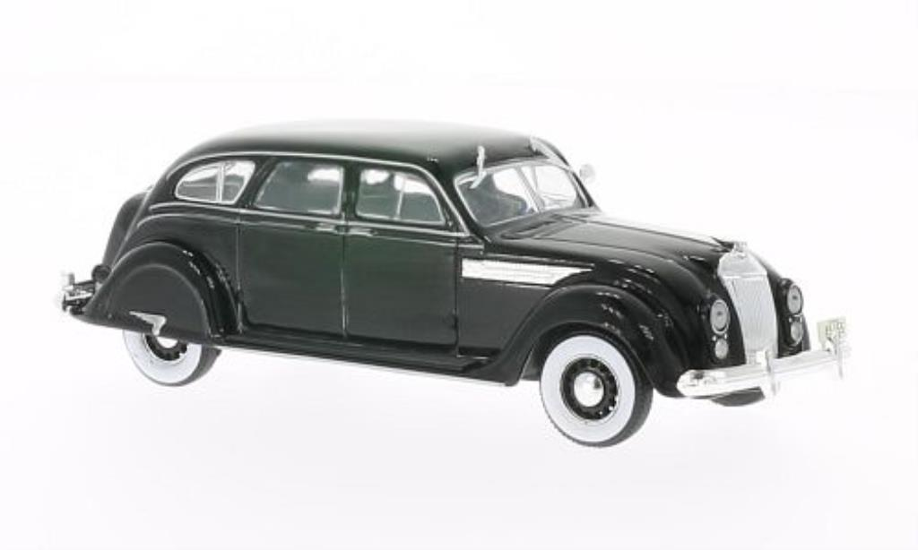 Chrysler Airflow black 1936 WhiteBox. Chrysler Airflow black 1936 miniature 1/43