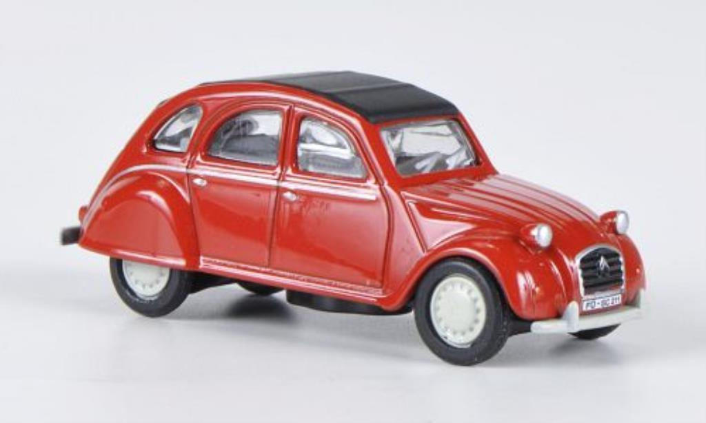 citroen 2cv rot schuco modellauto 1 87 kaufen verkauf modellauto online. Black Bedroom Furniture Sets. Home Design Ideas