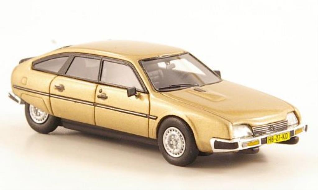 Citroen CX 1/87 Neo GTI beige 1980 miniature