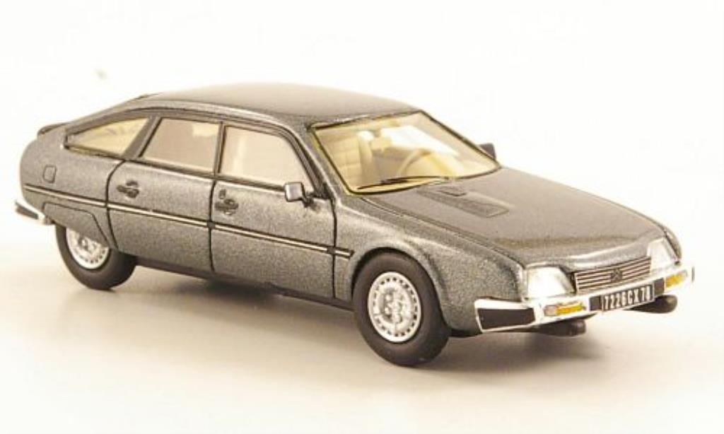 Citroen CX 1/87 Neo GTI grise 1980 miniature