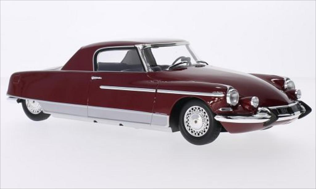 citroen ds 19 chapron le dandy metallic dunkelrot 1964 mcw modellauto 1 18 kaufen verkauf. Black Bedroom Furniture Sets. Home Design Ideas
