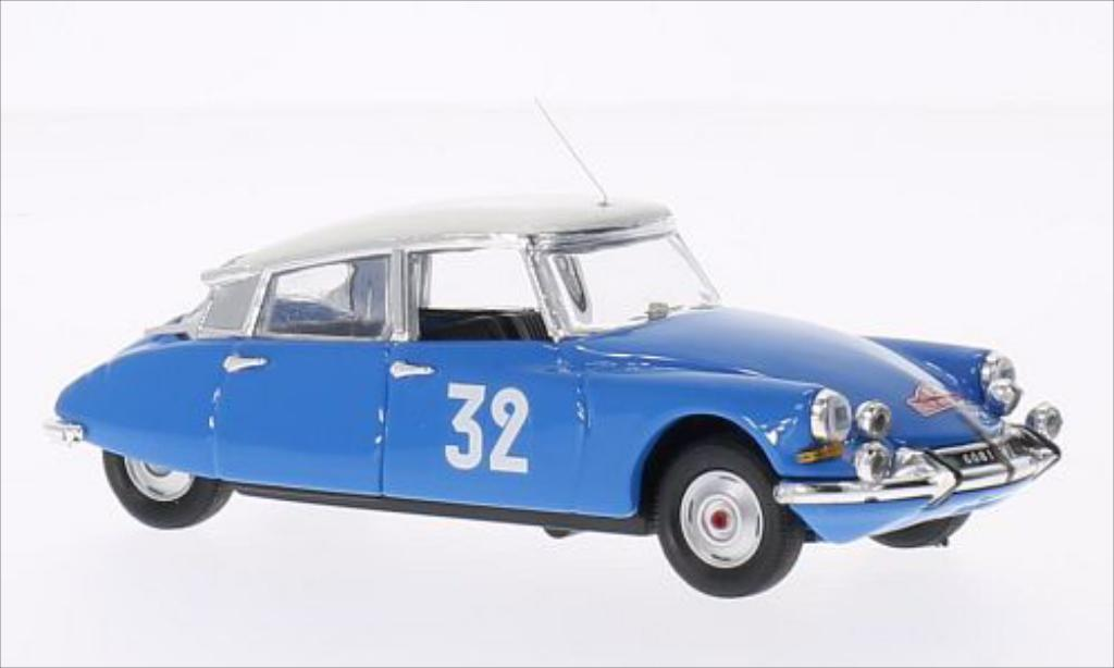Citroen DS 21 1/43 Rio 21 No.32 Rallye Monte-Carlo 1966 /Fougeray miniature