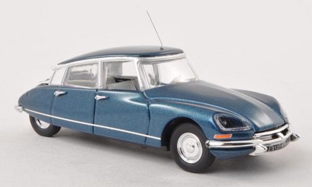 Citroen DS 23 1/43 Rio I.E. Serie II bleu 1975 miniature