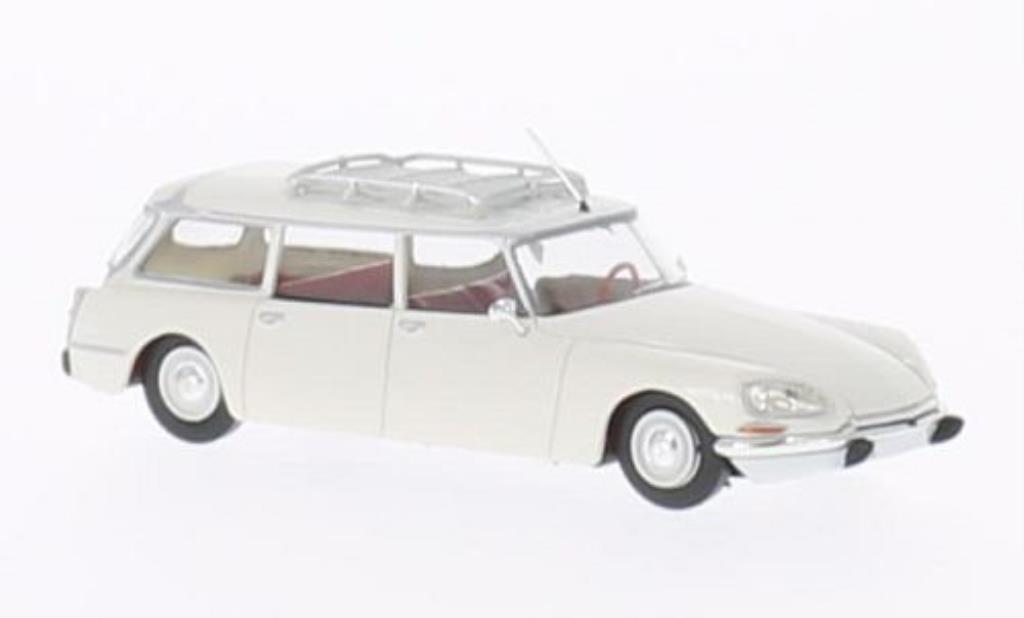 citroen ds break weiss brekina modellauto 1 87 kaufen verkauf modellauto online. Black Bedroom Furniture Sets. Home Design Ideas