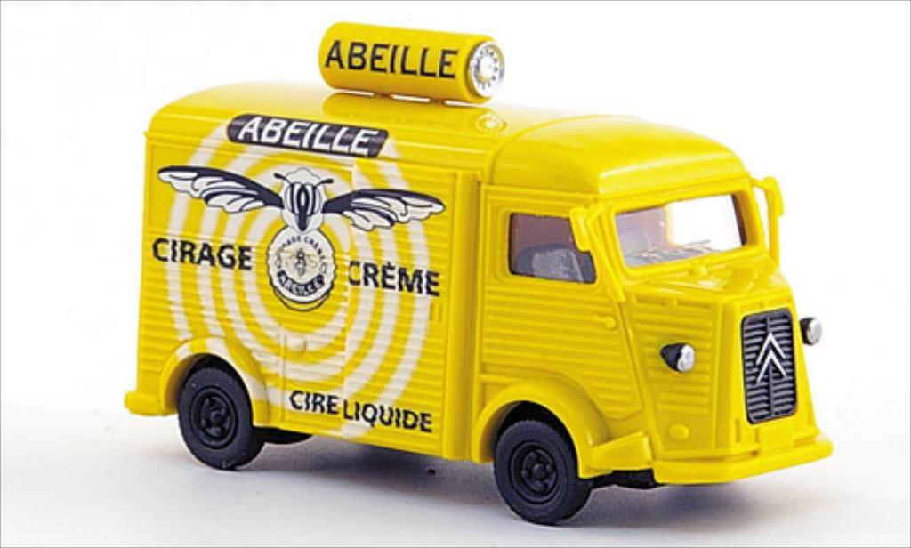 Miniature Citroen HY Abeille Busch. Citroen HY Abeille miniature 1/87