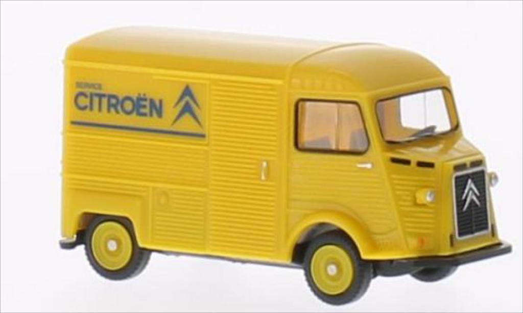 Citroen HY 1/87 Wiking Kasten -Service miniature