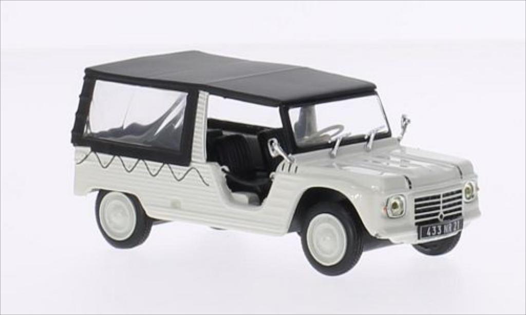Citroen Mehari 1/43 Solido grey 1969 diecast model cars
