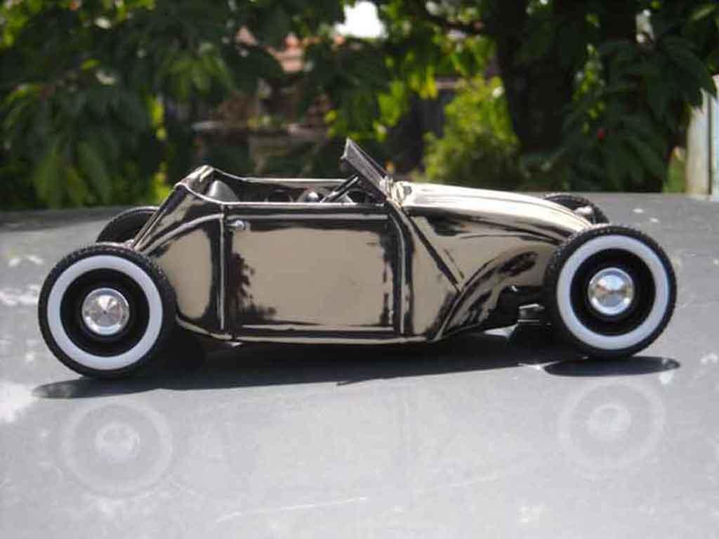 Citroen 2CV hot rod tuning Solido. Citroen 2CV hot rod Hot Rod miniature miniature 1/18