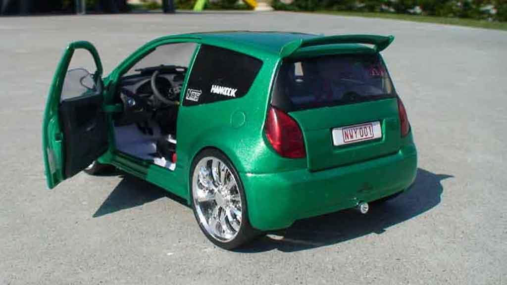 Citroen C2 tuning vts jantes 18 pouces Solido coches miniaturas 1 ...