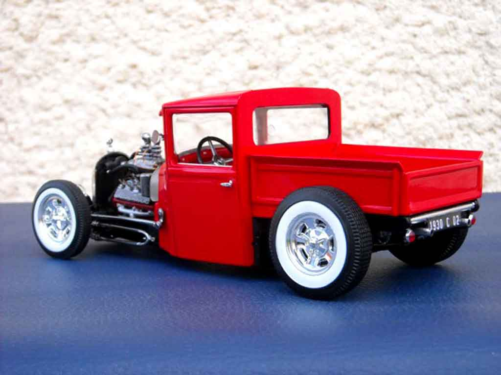 Modèle réduit Citroen C4 1930 hot rod tuning Solido. Citroen C4 1930 hot rod Hot Rod miniature 1/18