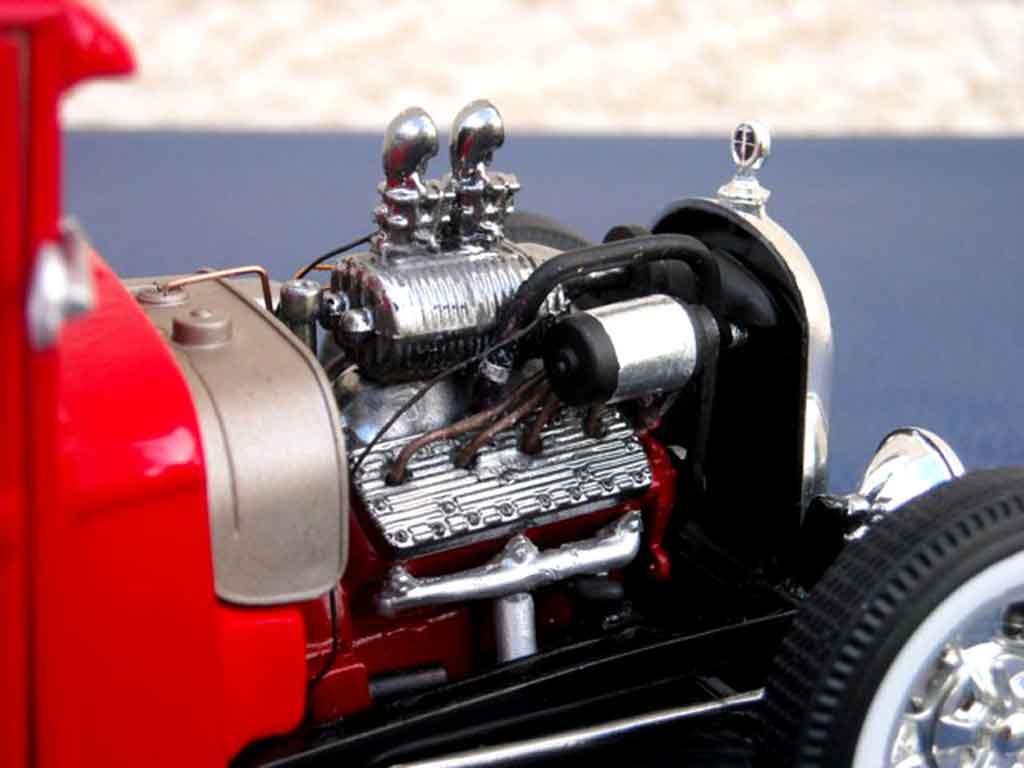 Auto miniature Citroen C4 1930 hot rod tuning Solido. Citroen C4 1930 hot rod Hot Rod miniature 1/18