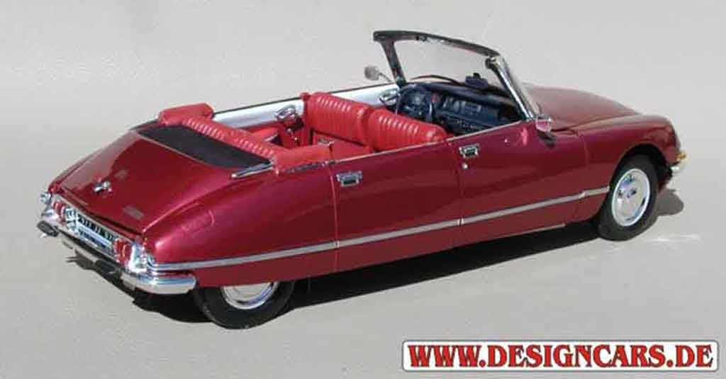 citroen ds 21 cabriolet 4 portes rosso lucifer norev modellini auto 1 18 comprare sendere. Black Bedroom Furniture Sets. Home Design Ideas