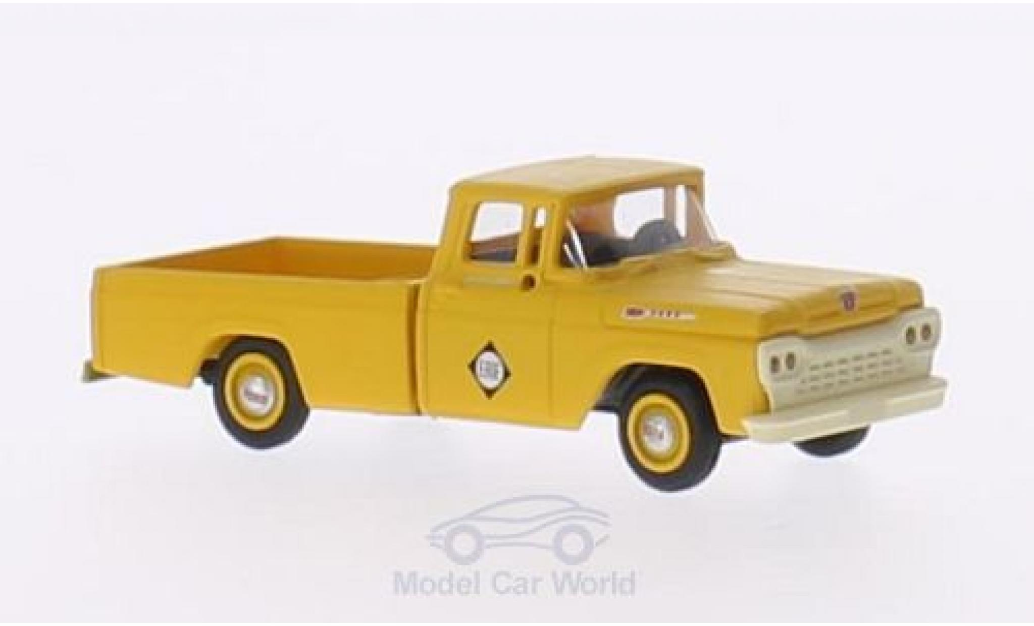 Ford F-1 1/87 Classic Metal Works 00 Erie 1960