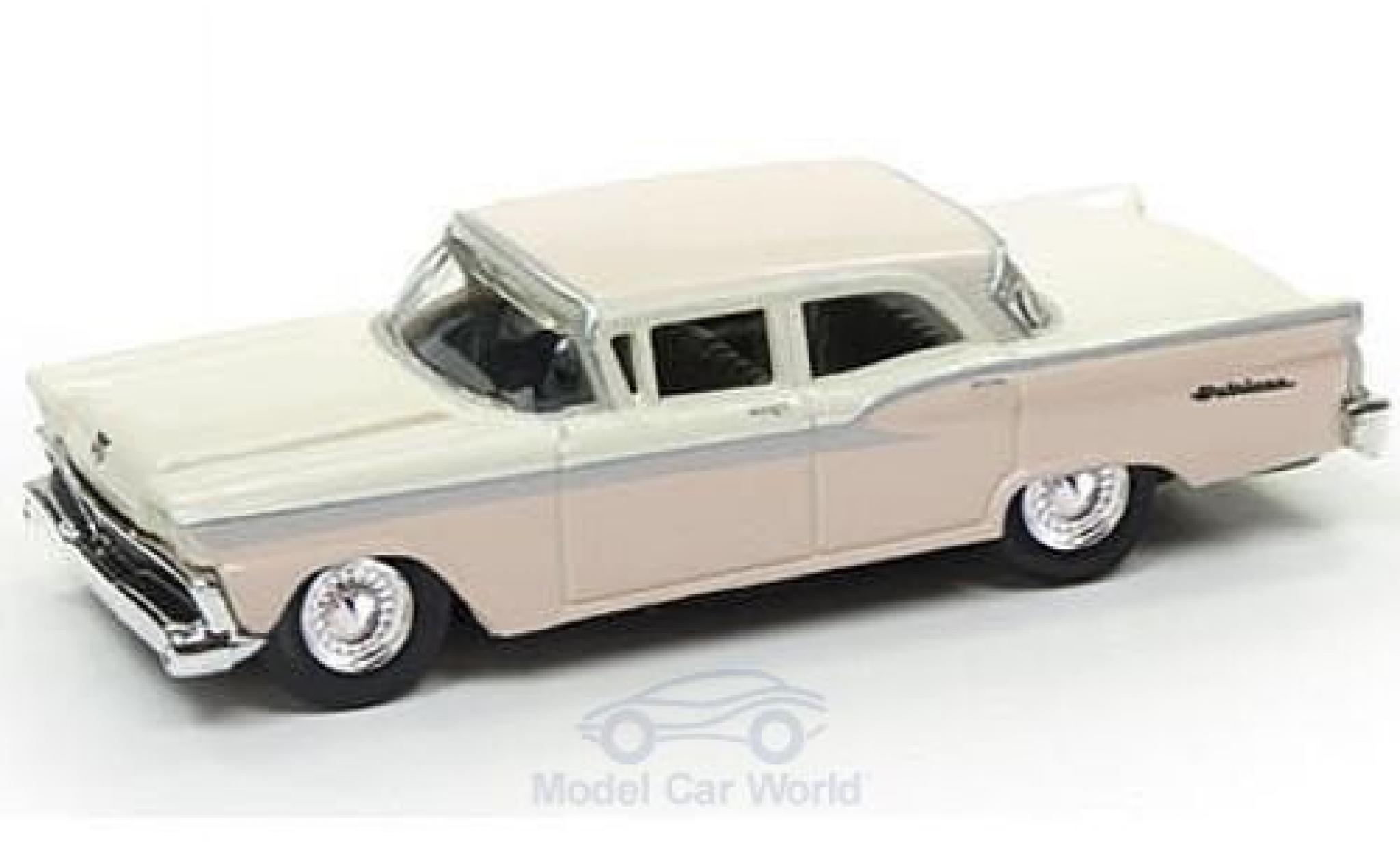 Ford Fairlane 1/87 Classic Metal Works beige/hellpink 1959