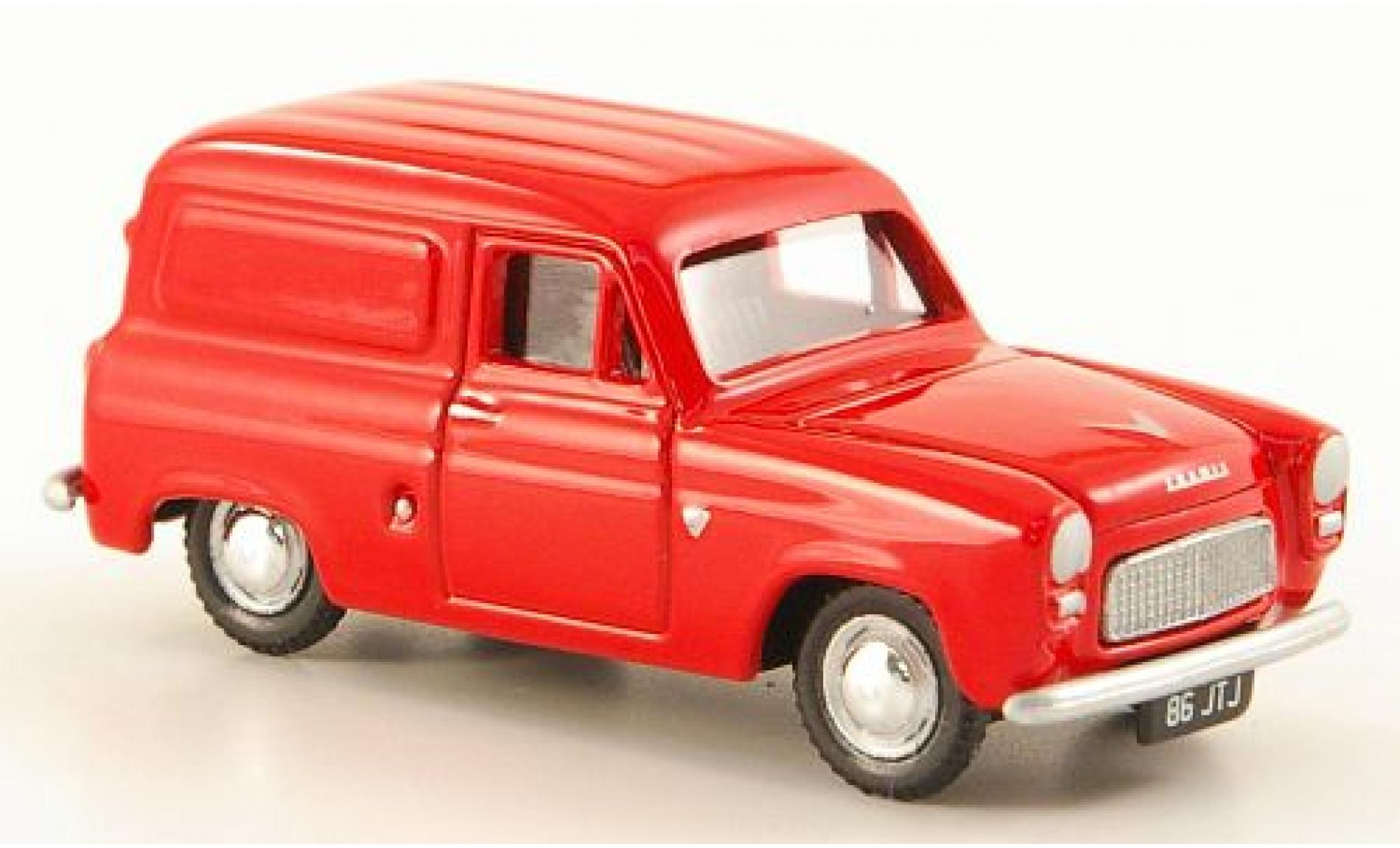 Ford Thames 1/76 Classix By Pocketbond 300E rouge