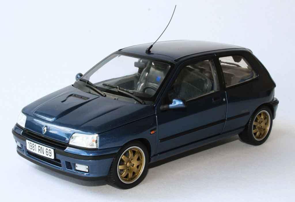 renault clio williams miniature norev 1 18 voiture. Black Bedroom Furniture Sets. Home Design Ideas