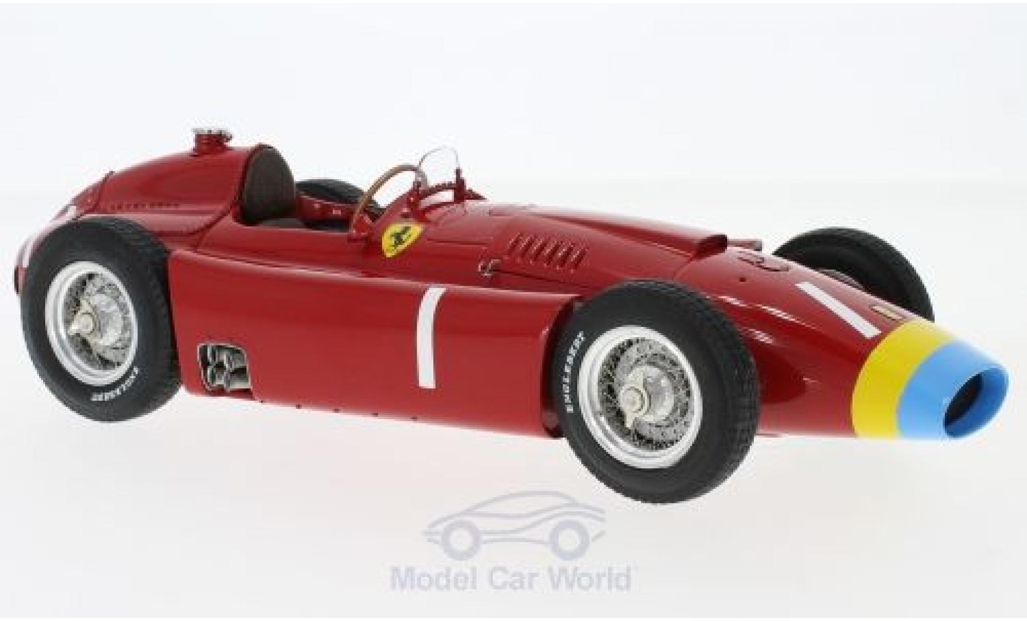 Ferrari D50 1/18 CMC No.1 Formel 1 GP Deutschland 1956 Long Nose J.M.Fangio