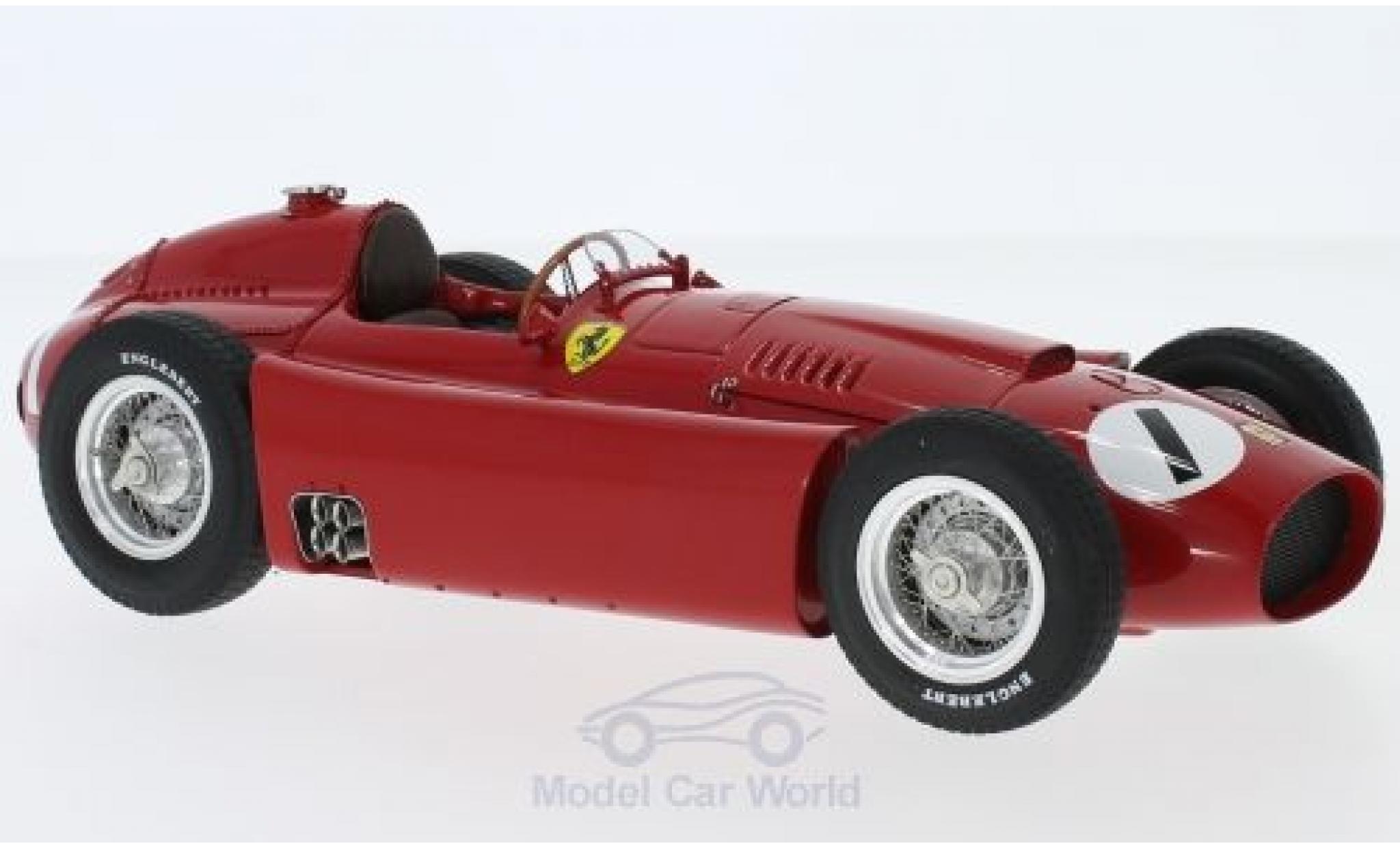 Ferrari D50 1/18 CMC No.1 Formel 1 GP England 1956 J.M.Fangio