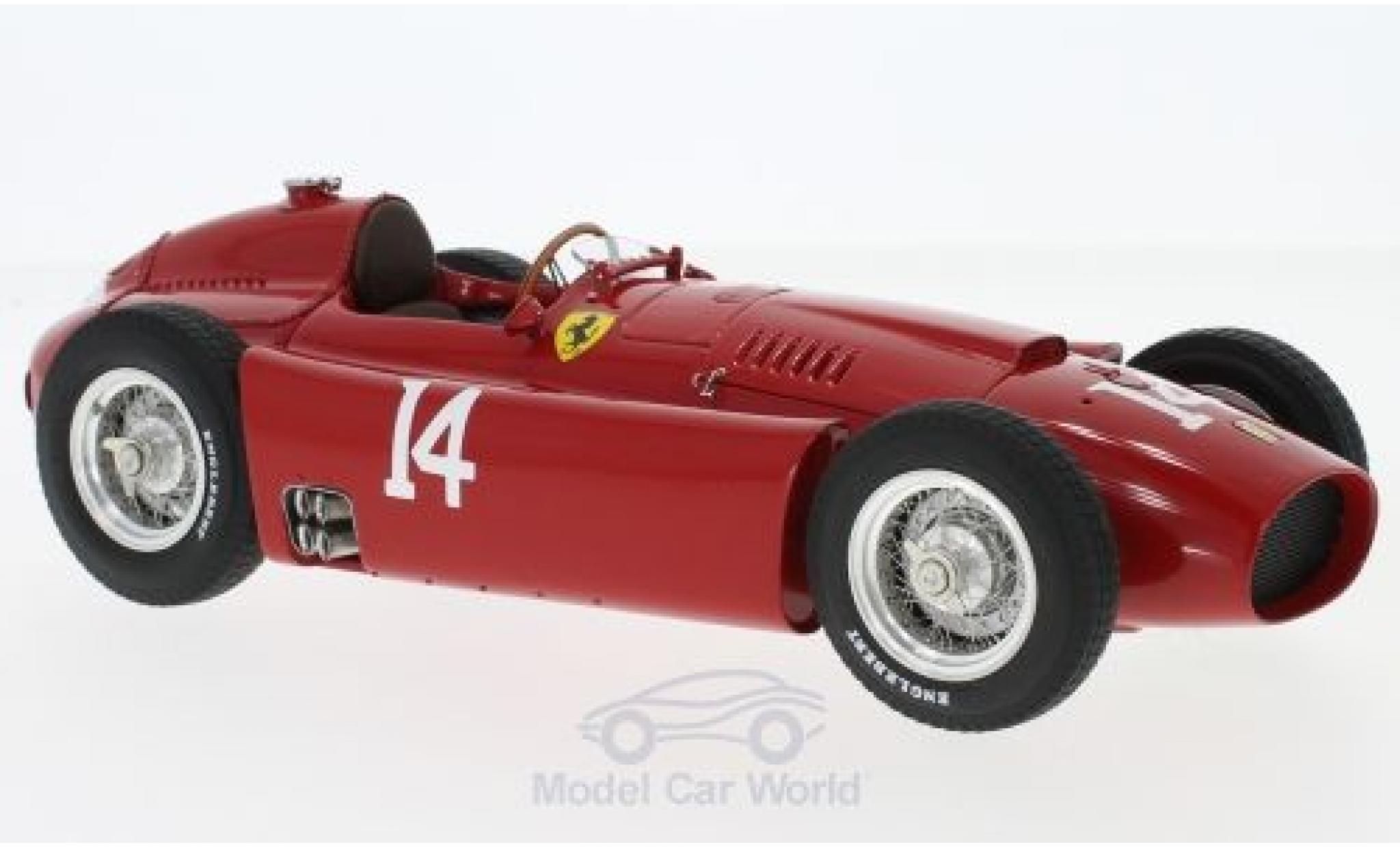 Ferrari D50 1/18 CMC No.14 Formel 1 GP Frankreich 1956 P.Collins