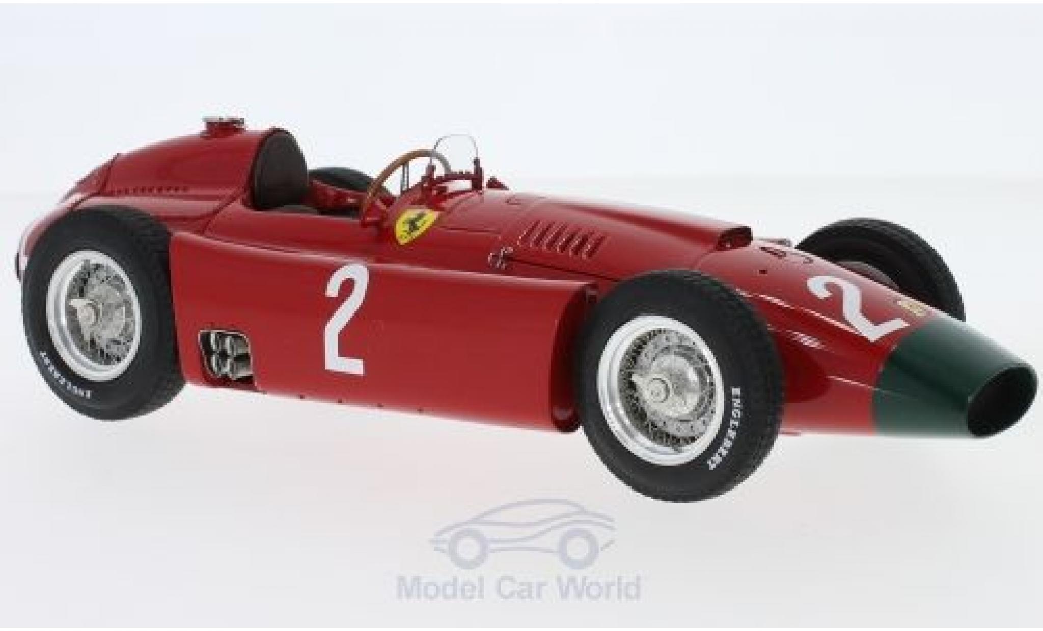 Ferrari D50 1/18 CMC No.2 Formel 1 GP Deutschland 1956 Long Nose P.Collins