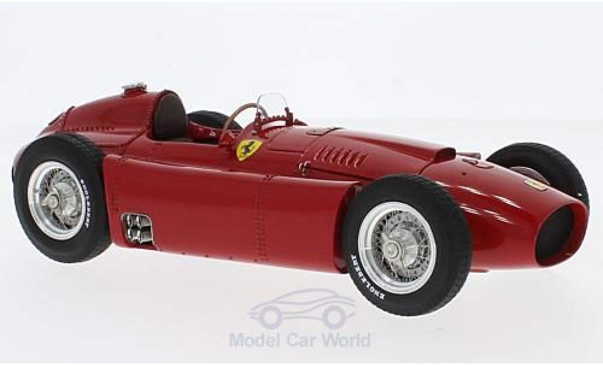 Ferrari D50 1/18 CMC rosso 1956