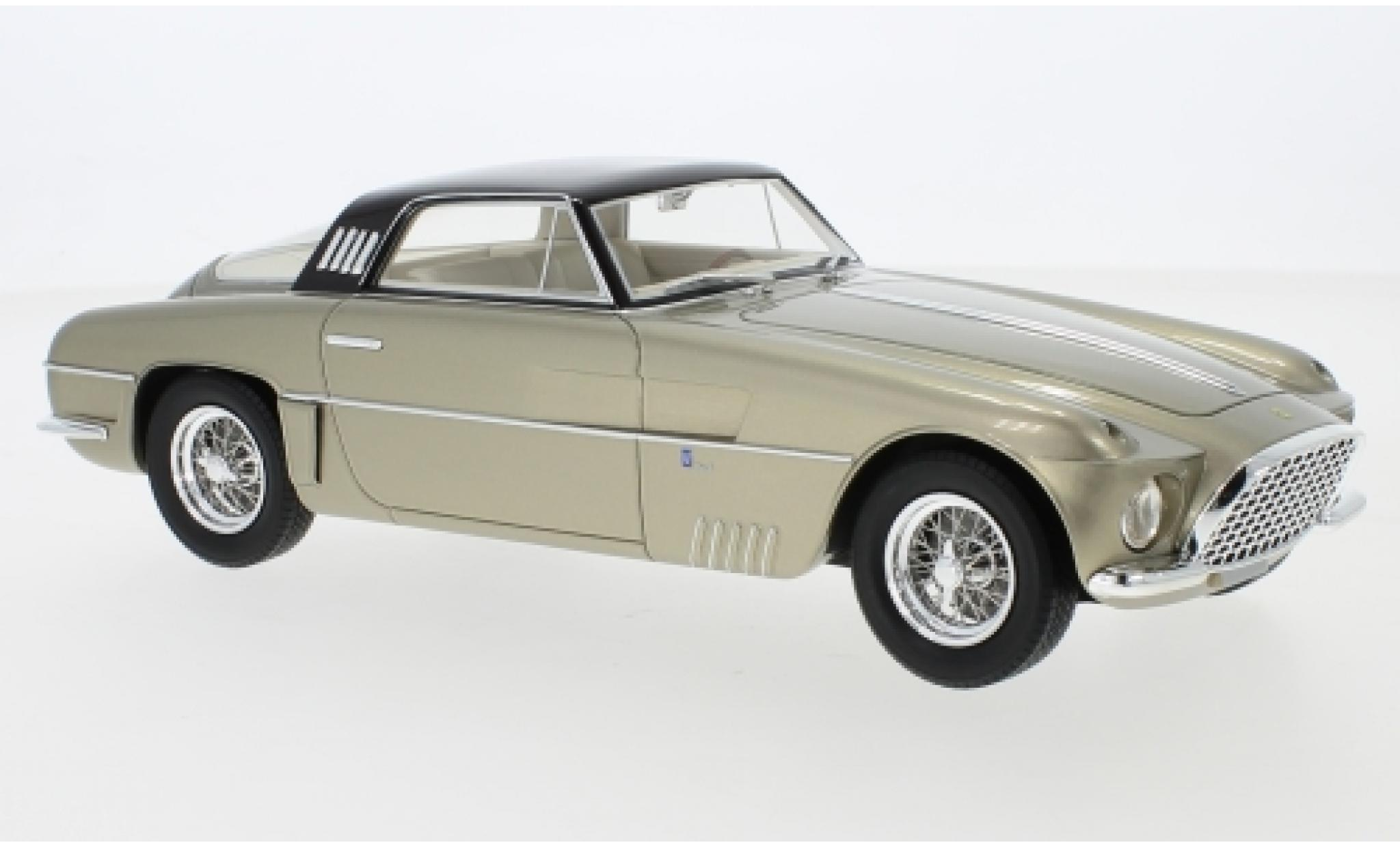 Ferrari 250 1/18 CMF Europa Coupe by Vignale metallise beige/black 1953