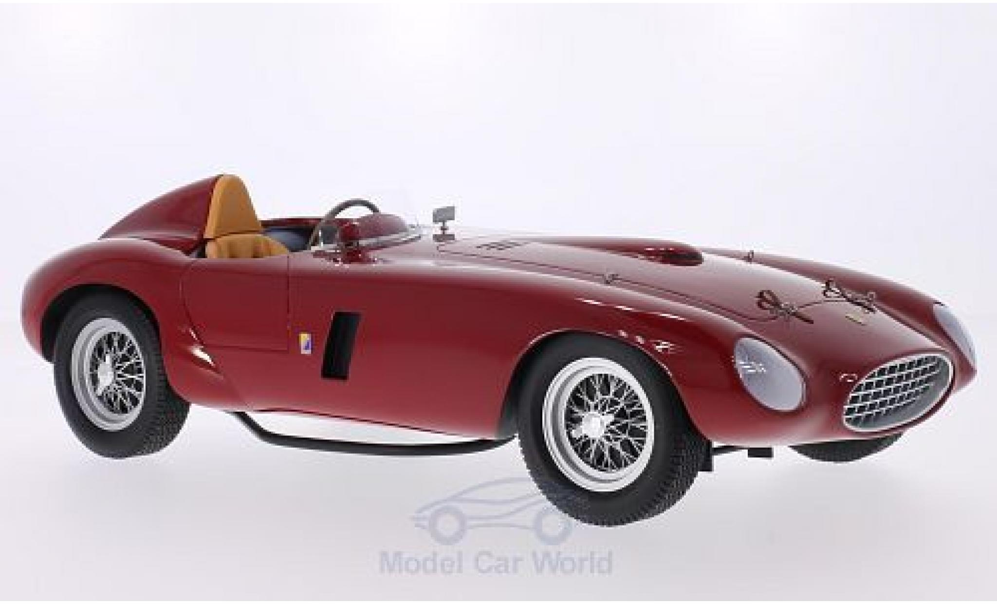 Ferrari 250 P 1/12 CMF Monza rouge lain Body Version