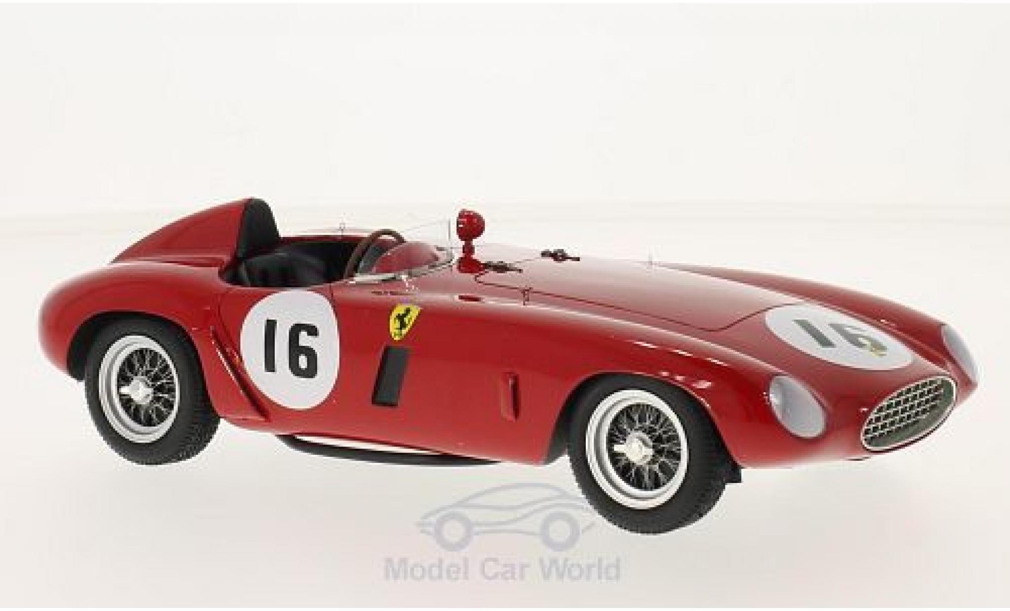 Ferrari 750 1/18 CMF Monza RHD No.16 Tourist Trophy 1954 J.Kelly/D.Titterington