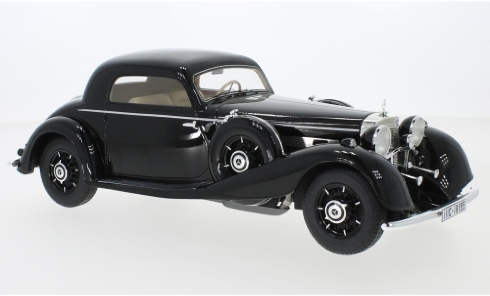 Mercedes 540 1/18 CMF K Coupe noire 1936