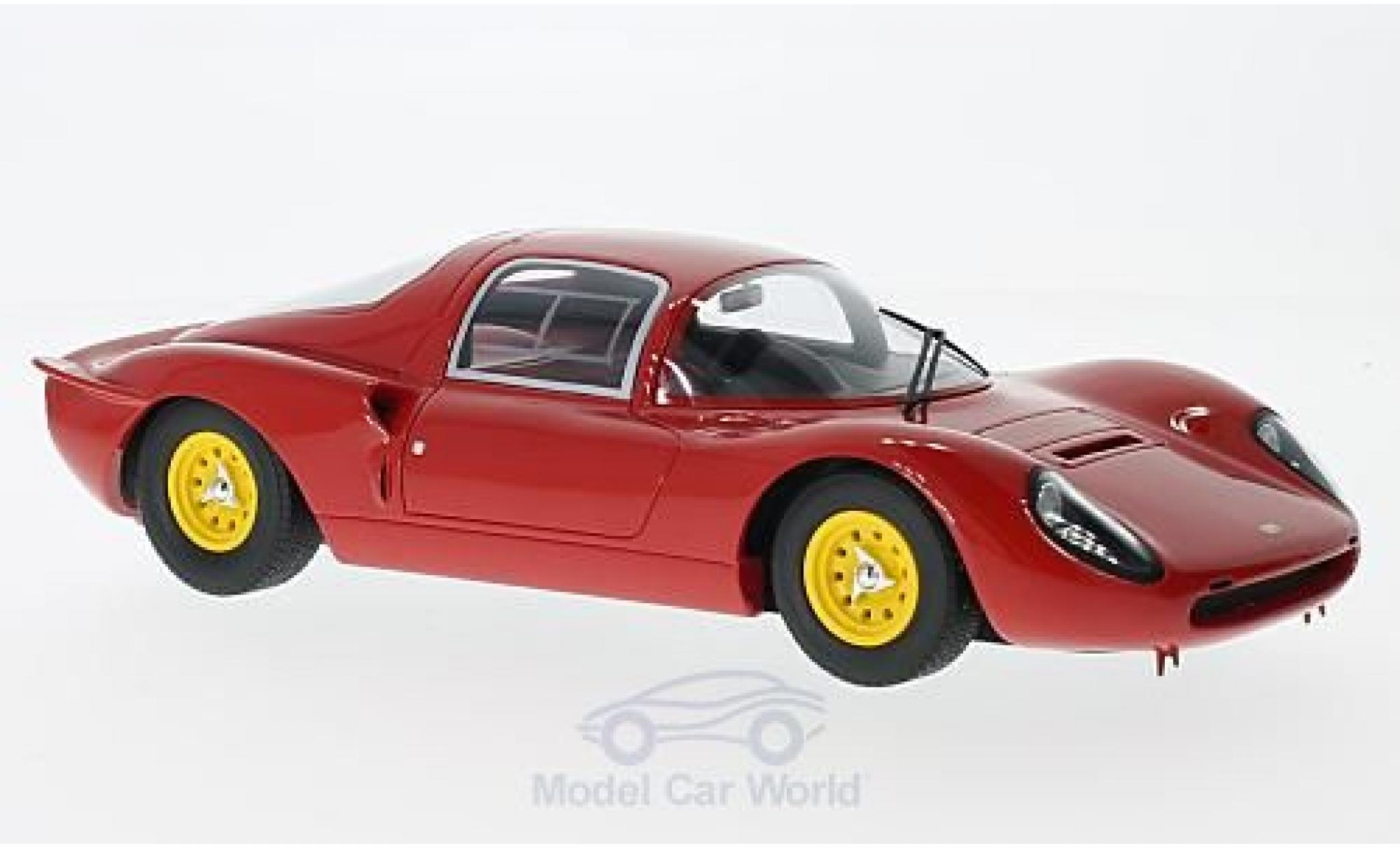 Ferrari 206 1/18 CMR S rouge 1966 Plain Body Version