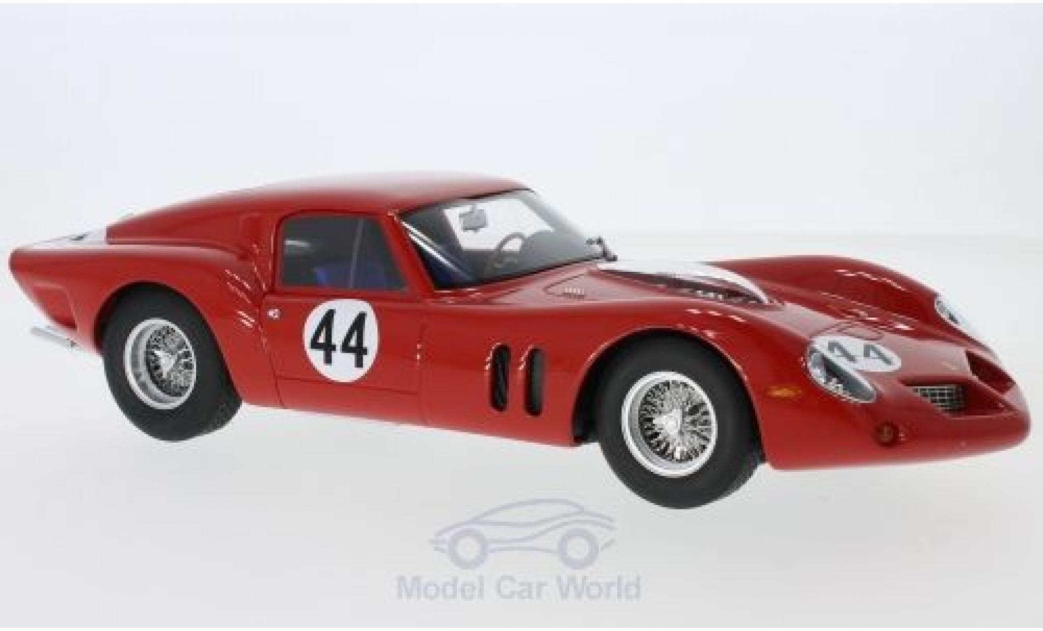 Ferrari 250 P 1/18 CMR GT Drogo No.44 500km Spa 1963 G.van Ophem/L.Bianchi