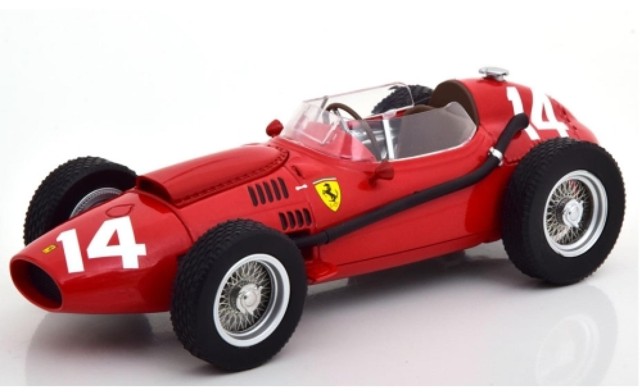 Ferrari Dino 1/18 CMR 246 F1 No.14 Formel 1 GP Monaco 1958 M.Hawthorn