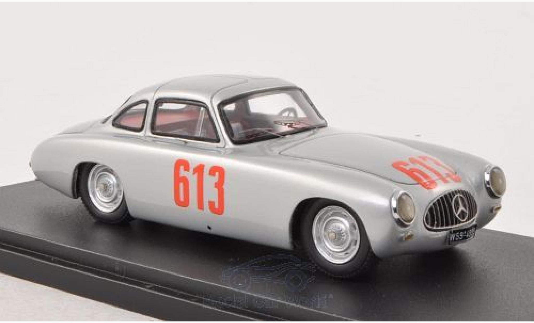 Mercedes 300 SL 1/43 Contact No.613 Mille Miglia 1952
