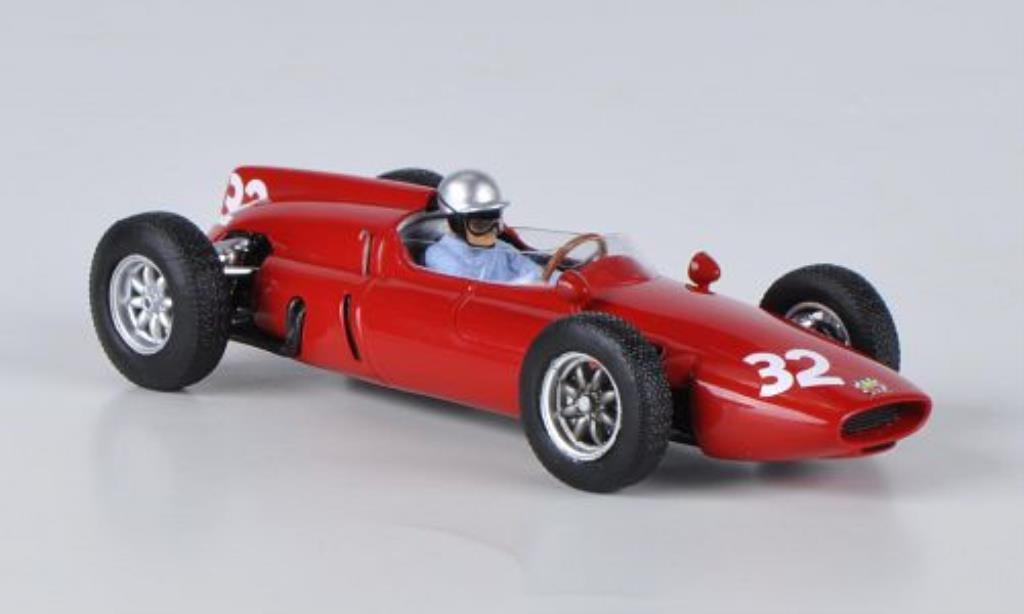 Cooper T53 1/43 Spark No.32 L.Bandini GP Deutschland 1961 miniature