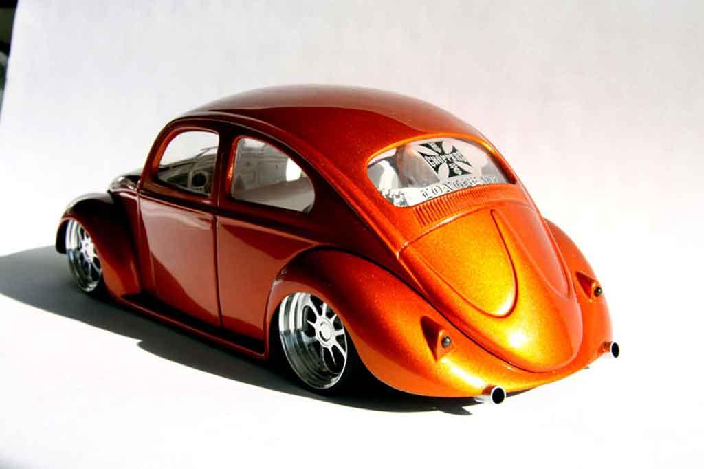 Volkswagen Kafer 1/18 Solido cox california orange bud