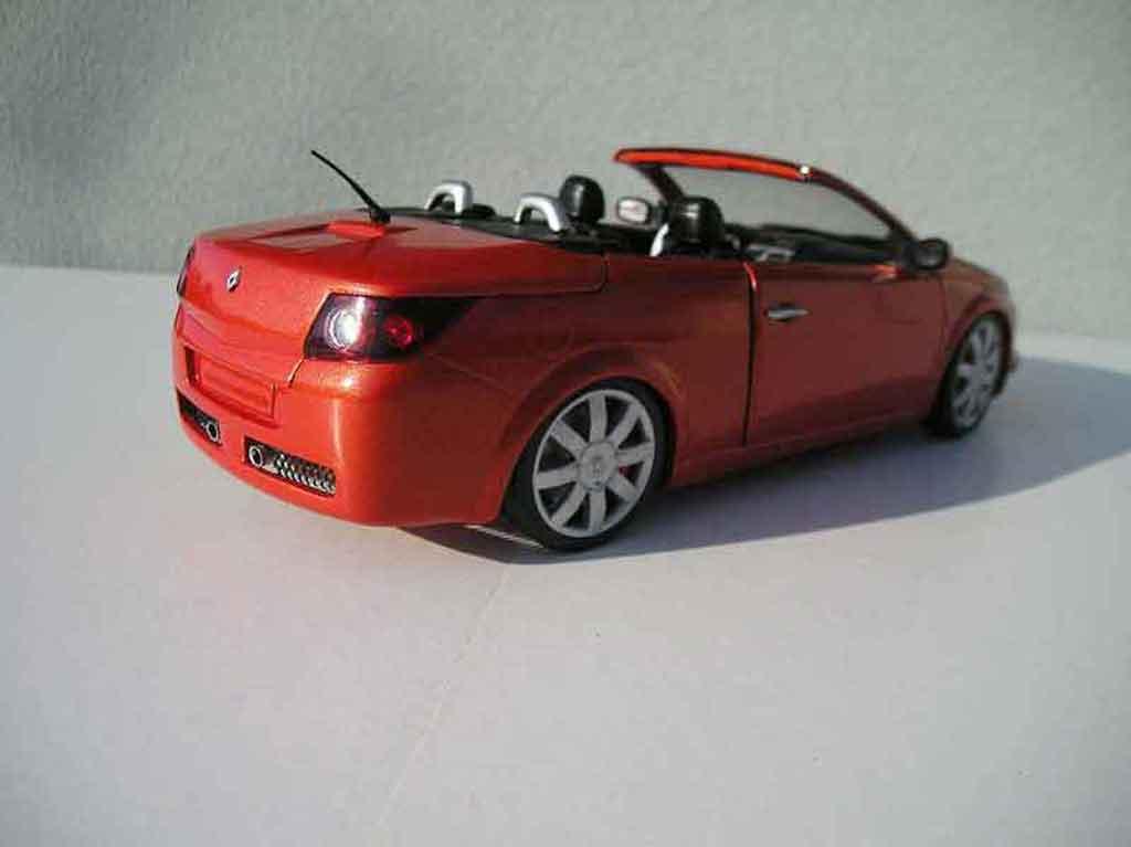 Renault Megane CC 1/18 Solido rs cabriolet