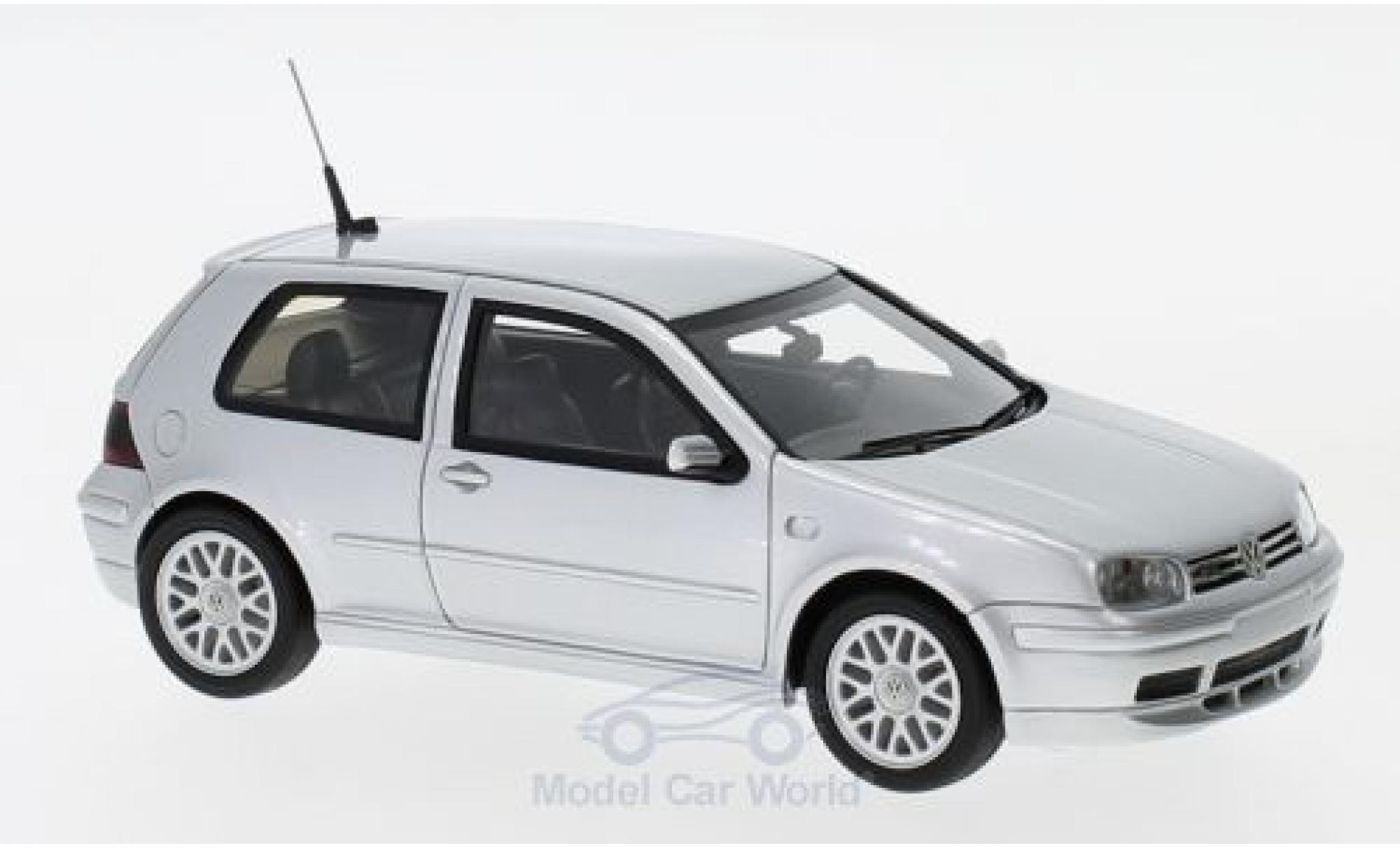 Volkswagen Golf V GTI 1/43 DNA Collectibles IV GTI grise 2002 25th Anniversary