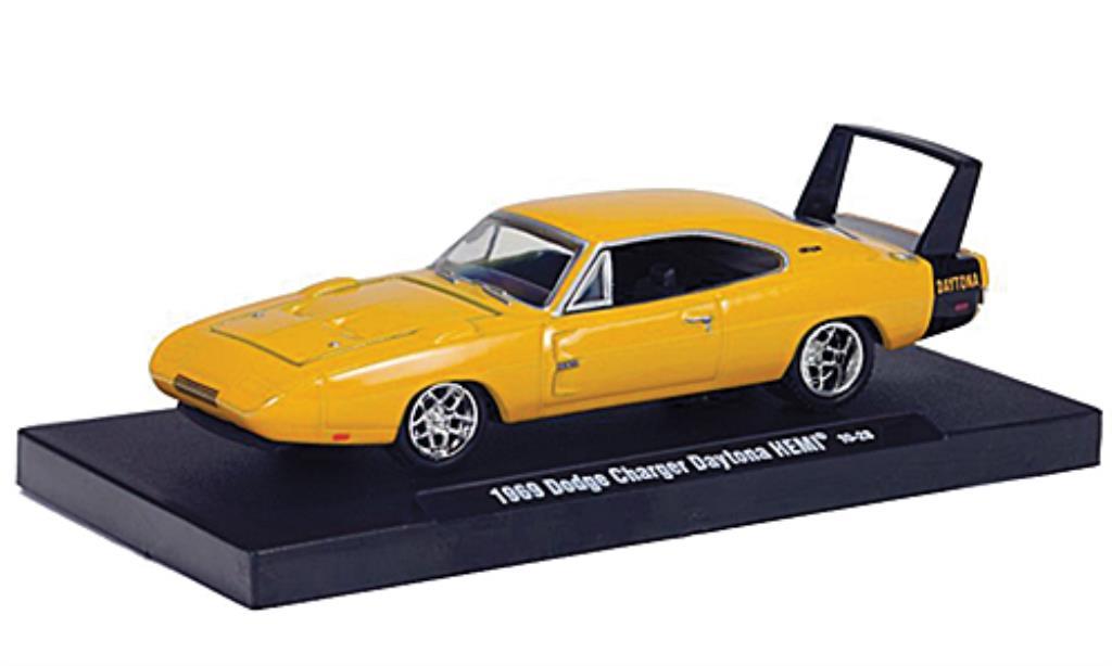 dodge charger daytona hemi gelb schwarz 1969 mcw. Black Bedroom Furniture Sets. Home Design Ideas