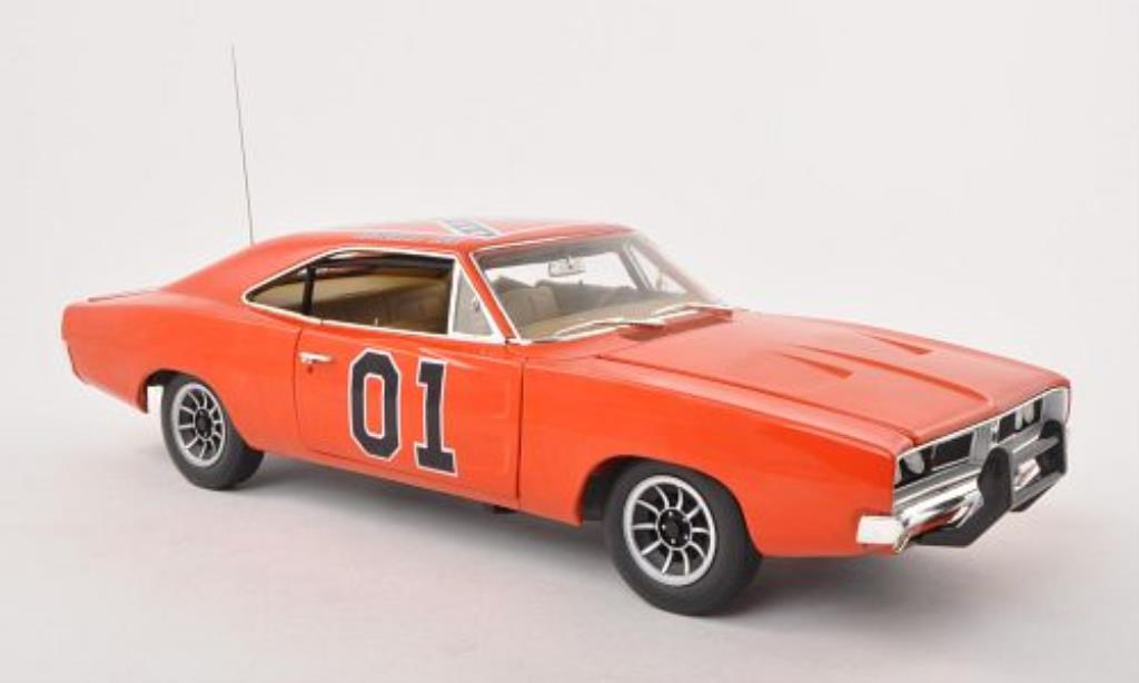 dodge charger general lee dukes of hazzard 1969 mcw diecast model car 1 18 buy sell. Black Bedroom Furniture Sets. Home Design Ideas