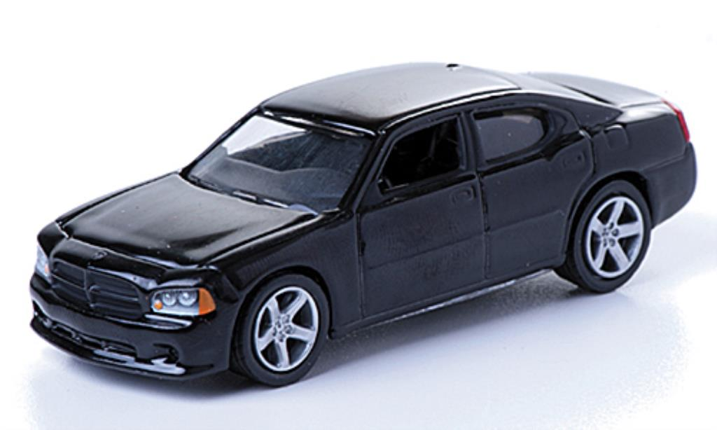 Dodge Charger 1/64 Greenlight black aus der TV-Serie CSI Miami 2008 diecast