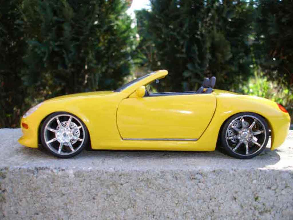 Mercedes SLK prototype concept car boxter tuning Maisto. Mercedes SLK prototype concept car boxter Prototype miniature miniature 1/18