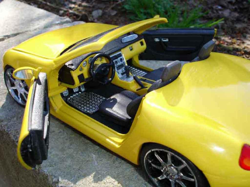 Mercedes SLK prototype concept car boxter tuning Maisto. Mercedes SLK prototype concept car boxter Prototype miniature modèle réduit 1/18