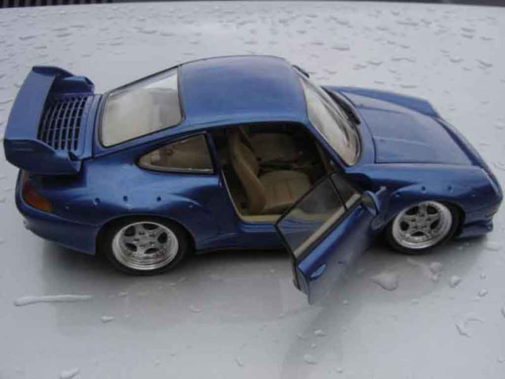 porsche 993 gt2 lagon blue ut models diecast model car 1 18 buy sell diecast car on alldiecast. Black Bedroom Furniture Sets. Home Design Ideas