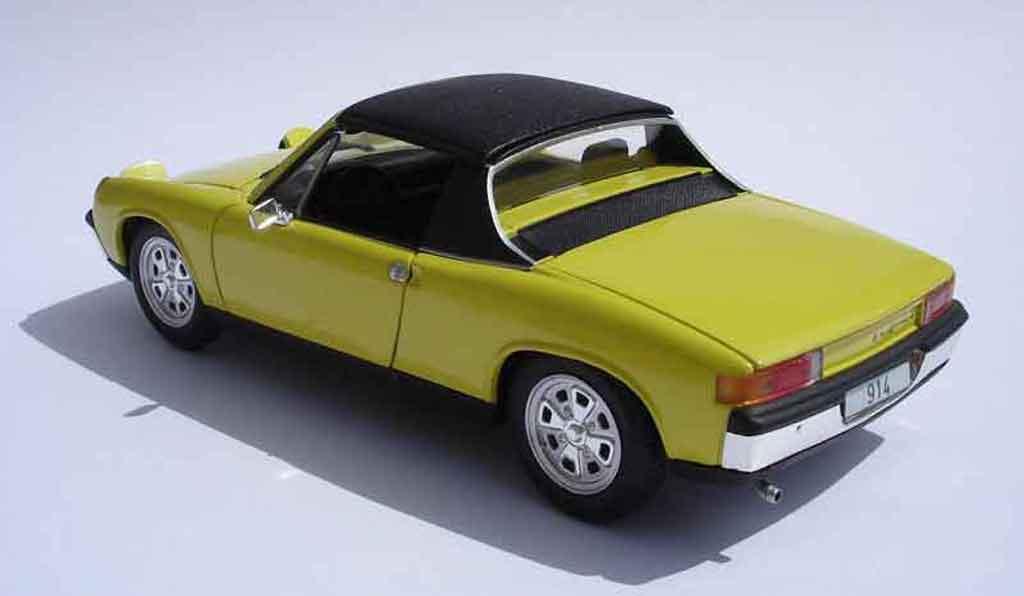 Voiture Monte Carlo >> Porsche 914 Revell modellauto 1/18 - Kaufen/Verkauf modellauto - Online-modellautos.de