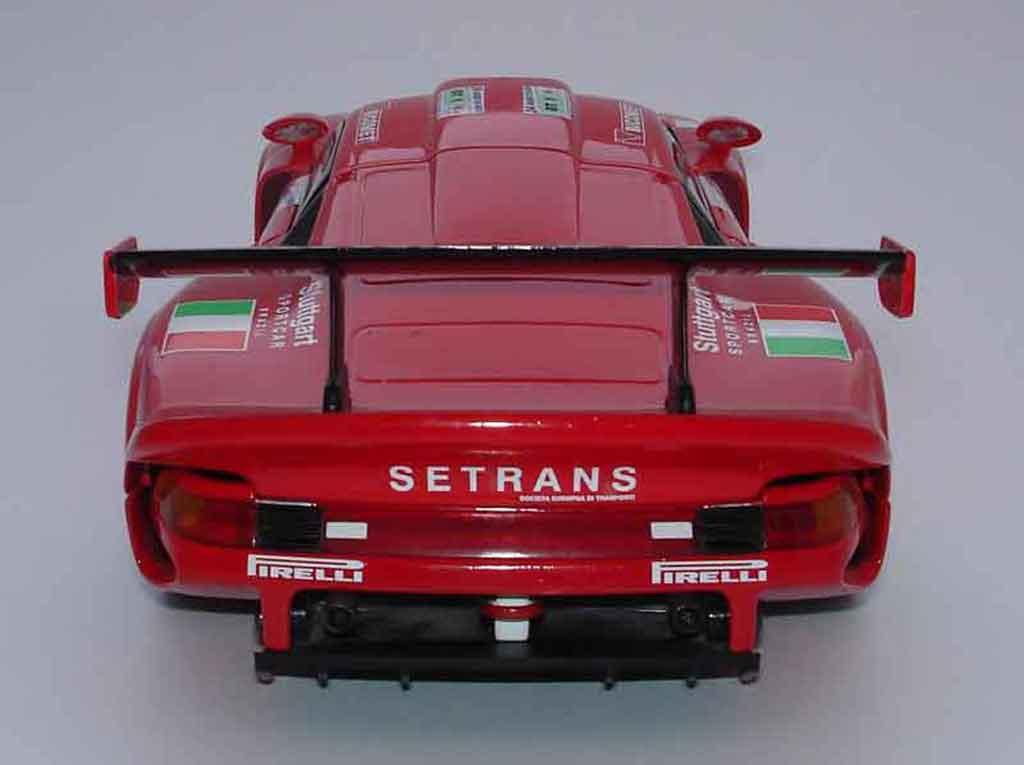 Porsche 993 GT1 1/18 Ut Models GT1 lucchini le mans 97 #27