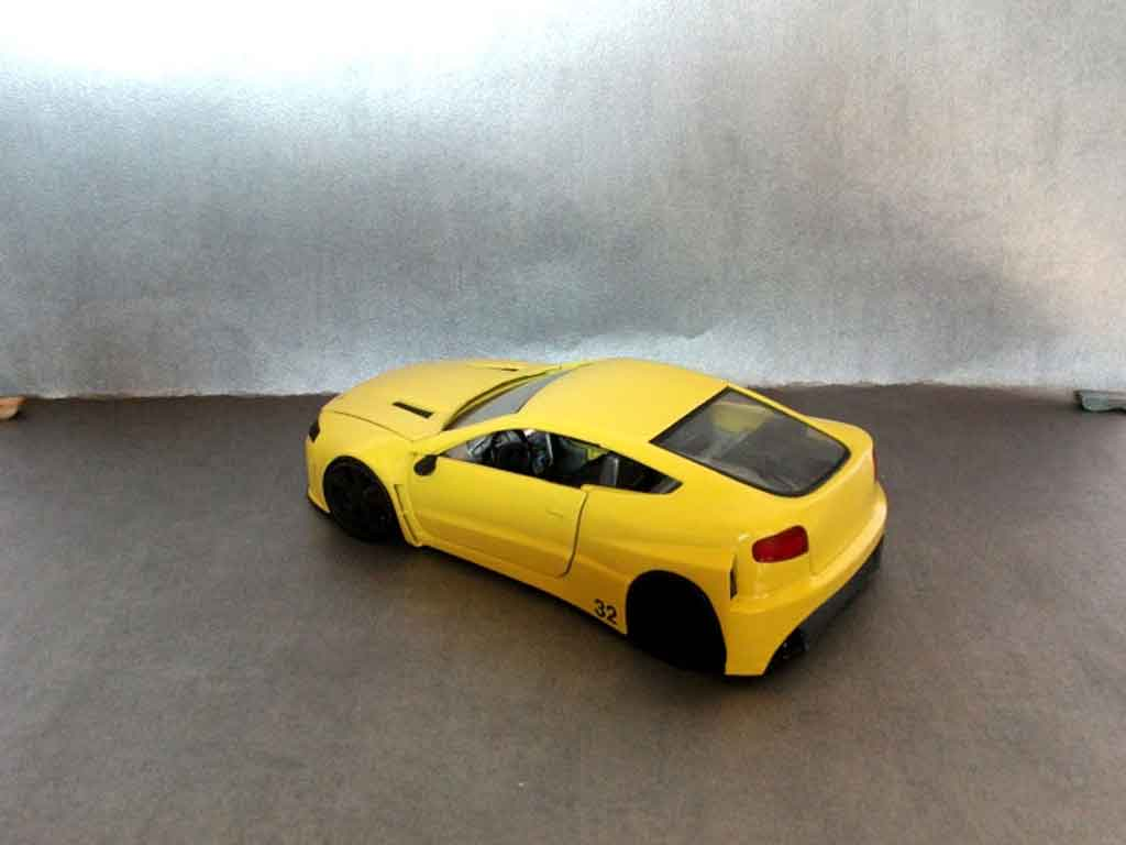 Renault Megane 1/18 Anson Maxi maxi prossootype course