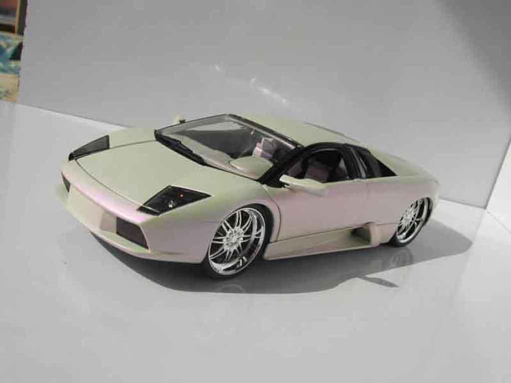 Lamborghini Murcielago 1/18 Gate dub style tuning coche miniatura